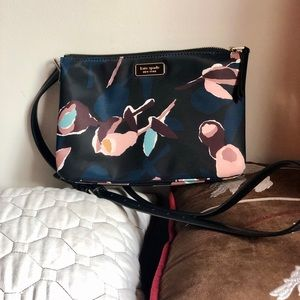 dawn paper rose triple gusset crossbody